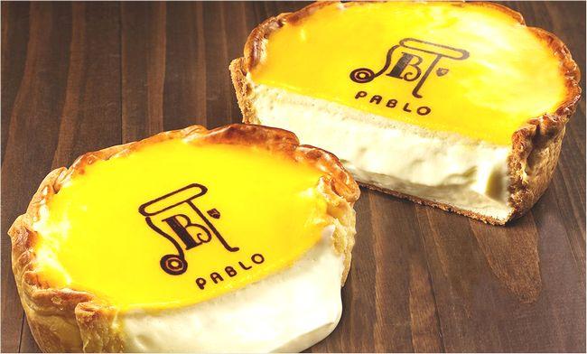 【パブロ】チーズケーキの口コミや店舗情報はここ
