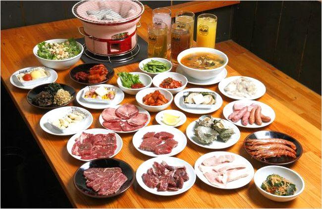 七輪で焼く「焼肉安安」の食べ放題メニューが人気♩料金は?