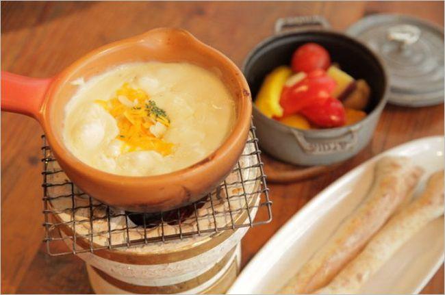横浜「チーズカフェ」の予約情報やメニューは?