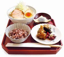 京のお昼定食