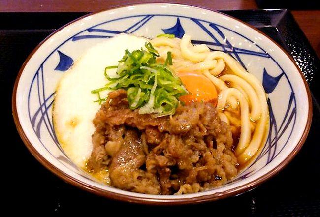 丸亀製麺の新メニュー