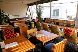 駒沢のカフェ