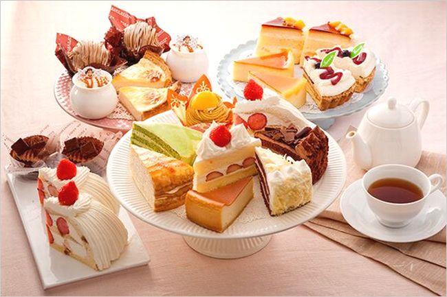 不二家レストランでケーキやパフェの食べ放題がお得!6店舗限定♩